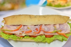 Sandwich en Pan Artellano